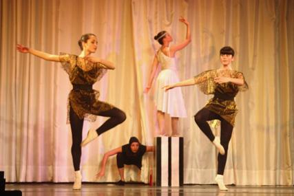 Danse classique K'Danse Gym Val d'Oise (95)